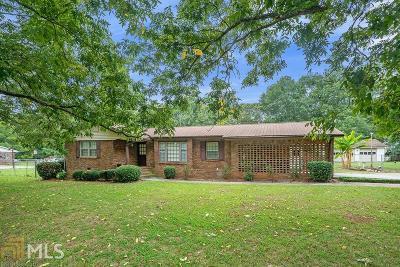 Monroe Single Family Home For Sale: 833 Walton Rd