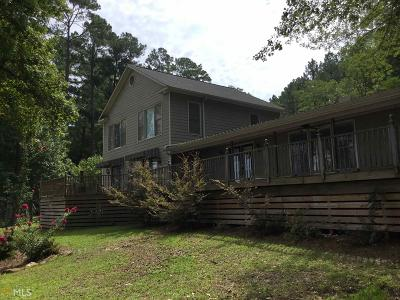 Haddock, Milledgeville, Sparta Single Family Home For Sale: 151 NW Lake Dr