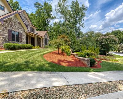 Roswell Single Family Home New: 9500 River Lake