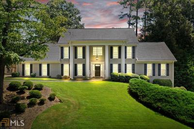 Roswell Single Family Home New: 135 Brookfield Hollow
