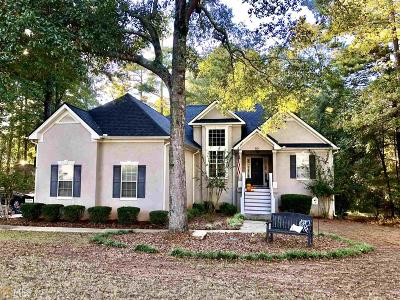 Senoia Single Family Home For Sale: 60 Teal Ct