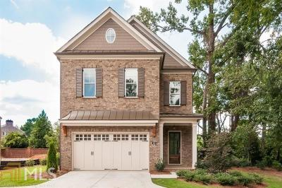 Alpharetta Single Family Home New: 345 Lilac Garden Glen