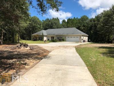Statesboro Single Family Home New: 819 Baytree