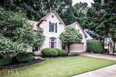Alpharetta Single Family Home New: 160 Park Creek Dr