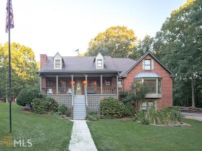Snellville Single Family Home For Sale: 3705 Lenna Dr