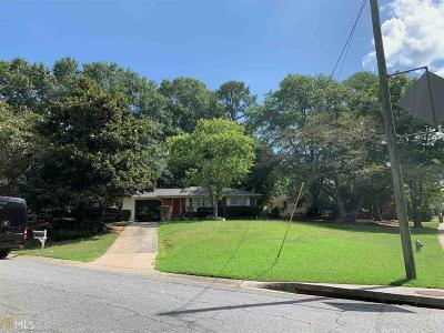 Roswell Residential Lots & Land New: 324 Norcross St