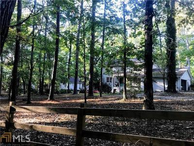 Paulding County Single Family Home New: 2421 Dallas Acworth Hwy