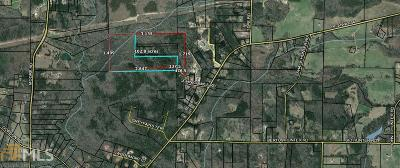 Senoia Residential Lots & Land New: 198 John Grimes Rd