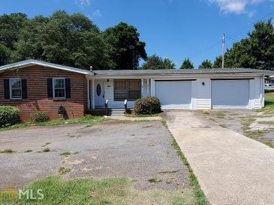 Marietta Single Family Home New: 2426 Austell Rd