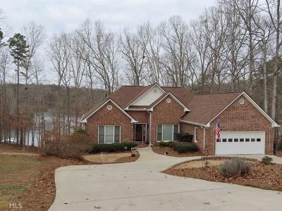 Hall County Single Family Home New: 8044 Beachwood