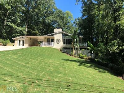 Elberton GA Single Family Home Under Contract: $229,900