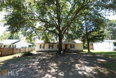 Haddock, Milledgeville, Sparta Single Family Home For Sale: 118 Merry Dr