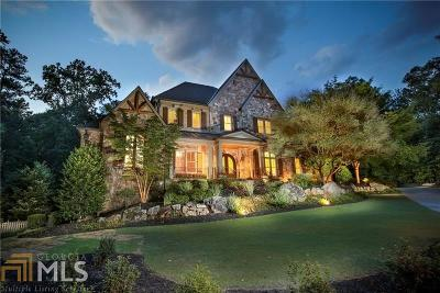 Johns Creek GA Single Family Home New: $1,975,000