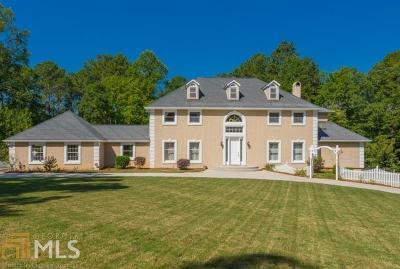 Douglas County Single Family Home New: 6361 Big A Rd