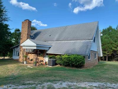 Greensboro Single Family Home For Sale: 5170 Athens Hwy