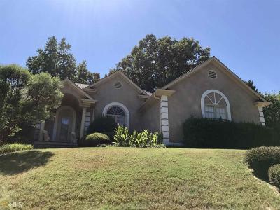 Stockbridge Single Family Home New: 701 Deerwood Dr