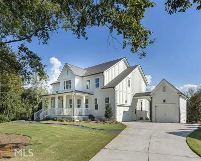 Roswell Single Family Home New: 765 Hembree Rd