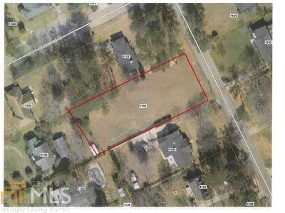 Griffin Residential Lots & Land New: 1103 Skyline Dr