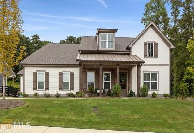 Alpharetta Single Family Home New: 127 Waverly Dr