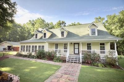 McDonough Single Family Home New: 375 Candler Rd