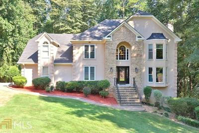 Snellville Single Family Home New: 4675 Riversound Dr