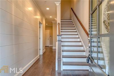 Marietta Condo/Townhouse New: 265 Cherokee St #6
