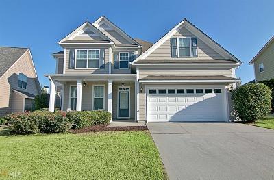 Peachtree City Single Family Home New: 131 St Albans Way