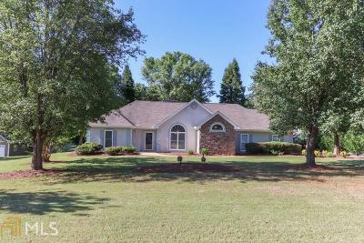 Newnan Single Family Home New: 195 Crescent Dr