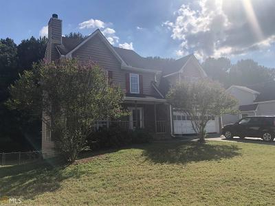 Loganville Single Family Home Under Contract: 1555 Rose Pointe Dr