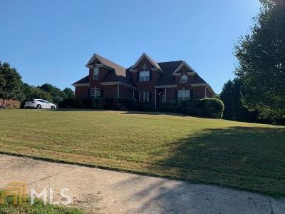 Mcdonough Single Family Home New: 228 Overland Trl