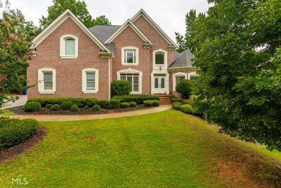 Alpharetta Single Family Home New: 830 Mashburn Dr