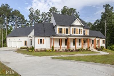 Milton Single Family Home New: 200 Von Lake Ct