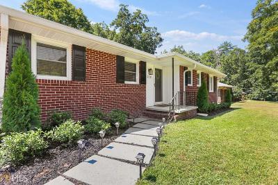 Alpharetta Single Family Home New: 228 Mayfield Rd