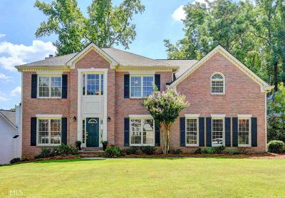 Johns Creek Single Family Home New: 5040 Red Robin Ridge