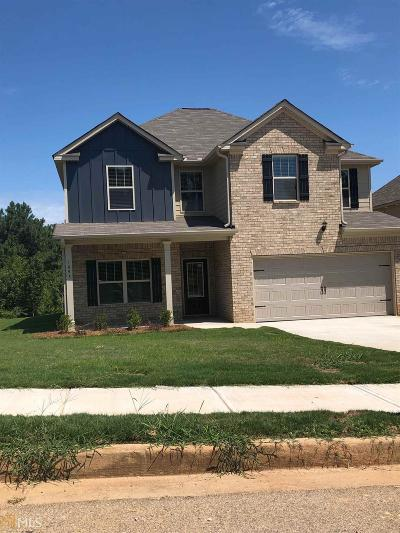 Locust Grove Single Family Home New: 1124 Hartwell Rd #223