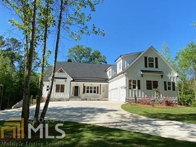Sharpsburg Single Family Home New: 789 Vaughn Rd #Lot 4