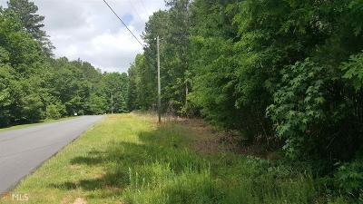 Butts County, Jasper County, Newton County Residential Lots & Land New: Parker Rd #28