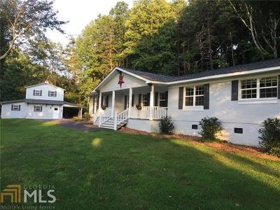 Lumpkin County Single Family Home New: 39 Barrett