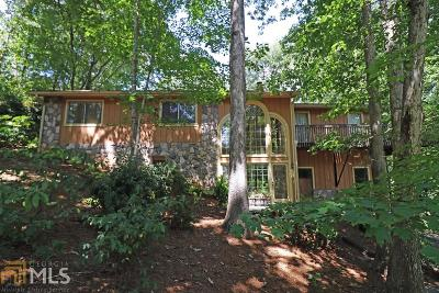 Roswell Single Family Home New: 4531 Huntridge Dr