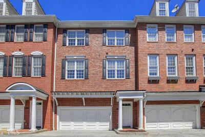 Smyrna Condo/Townhouse New: 1276 W Spring St