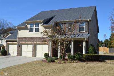Suwanee Single Family Home New: 30 Belmore Manor Dr
