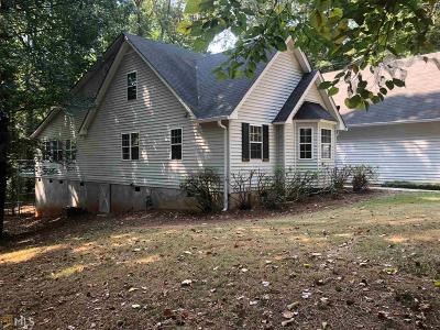 Stockbridge Single Family Home New: 4370 Walt Stephens Rd
