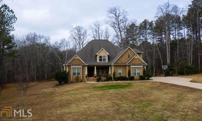 Single Family Home New: 1641 Piney Grove Rd
