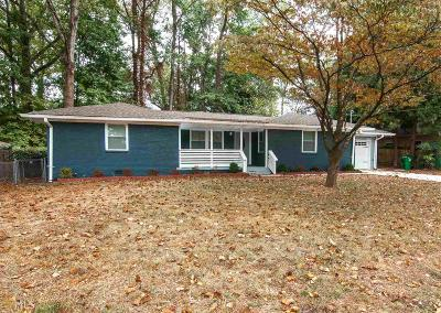 Decatur Single Family Home New: 597 Willivee Dr