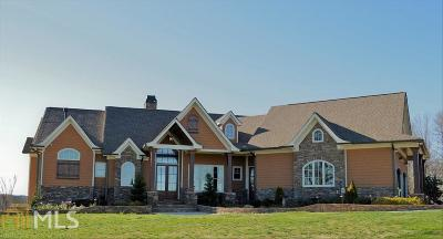 Single Family Home New: 964 Pittman Mathews Rd