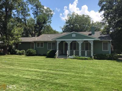Hart County Single Family Home New: 45 Brown St