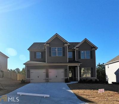 Paulding County Single Family Home New: 74 Crossford Crossing #55