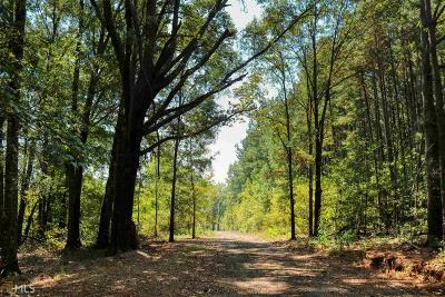 Senoia Residential Lots & Land New: Gordon Rd #Parcel 4