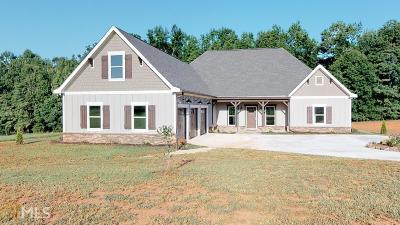 Barnesville Single Family Home New: 167 Redbone Run
