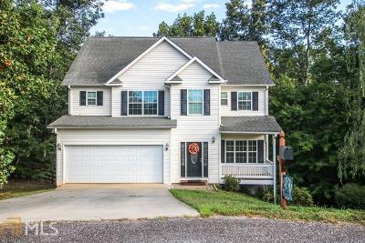 Habersham County Single Family Home New: 525 Ash Ct